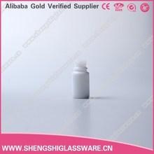 10ml bianca vuota bottiglia di olio essenziale di vetro con contagocce