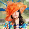 2015 New Design Orange Sun Dress Hats Wholesale