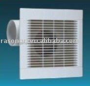 Eléctrico del ventilador de ventilación/cuarto de baño de plástico del ventilador de escape