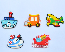 soft rubber fridge magnet making machine for promotion gifts