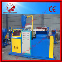 Copper Scrap Wire Shredder Copper Wire Recycling Machine Hot in EU
