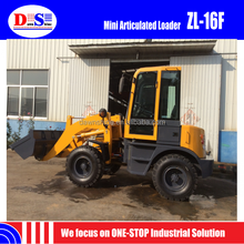 ZL16F Wheel Loader/Most Popular Model Loader Mini for Sale/ZL-16F Wheel Loader