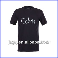clothing factories in China for brand t shirts 60% cotton 40% polyester t-shirts