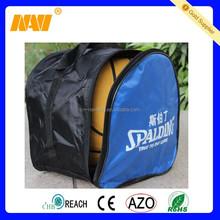 new OEM custom high quality basketball bag/basketball carrying bag