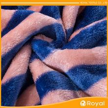 Good quality 2015 New Super soft plush fabric composition