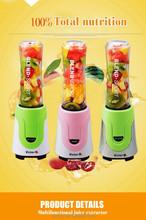 Multifunctional fruit blender automated orange juicer mixer electric juicer professional mini blender