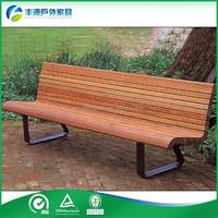 2015 Hot Sale High Quality Garden Furniture Wooden Bench