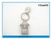 China factory wholesale gift usb 3.0 memory stick with key chain