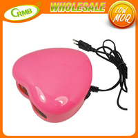 wholesale 28 LED beads uv gel nail curing lamp light dryer