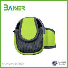 neoprene mobile phone arm holder