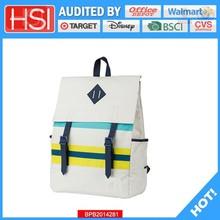 audited factory wholesale price very loving or loyal pvc school bag