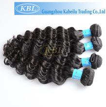 Unprocessed 2015 100% human hair silky yaki perm weave