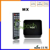 Full HD 1080P Video Amlogic 8726 Dual Core MX TV Box Android TV Box 2015 tv tuner box for lcd monitor
