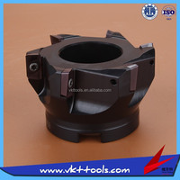 Indexable Insert Square Face Mill Cutting Tool-------80A06R-S90AP16-27-----VKT
