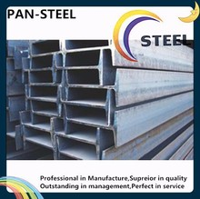 S235JR SS400 ST37 A36 Hot Rolled Galvanized Structural Steel I Beam