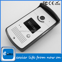 WIFI Video Doorbell Camera Intercom System support APP Remote Control via Smartphones