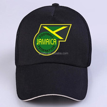 2015 Chile copa america cotton sport baseball cap for Jamaica football fans
