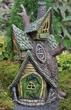 garden fairy supplies mini house for decoration
