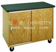 Manafacturer of Laboratory Furniture Mobile Lab Table for Science&Biology Study, Physical Lab Table in Univesity for Study