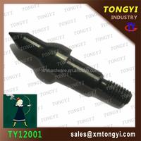 20150810 TY12001Archery Hunting black color Arrow Head Broadhead 100Grain Arrowhead Fit Crossbow and Compound Bow