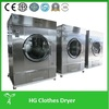 2015 Industrial used commercial tumble dryer capacity from 10kg to 120kg