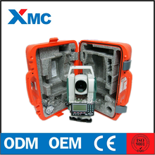 Angle measuring method absolute code disc Angle total station