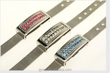 Wrist band jewel bracelet usb flash drive 4gb for promotional gifts