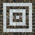 HST01 mosaico de vidrio de cristal para piscina / azulejos de mosaico baratos
