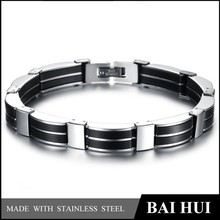 2015 Stainless Steel Jewelry Fashion Stainless Steel Bracele Supplier For Wholesale/High Quality Stainless Steel Bracele