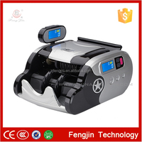 DOLPHINE *banknote counting machine WJDFJ08F money counting machine