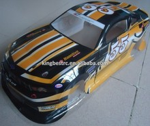 1/10 RC Car Model Body Shell Base Ford RC On Road Drift Car