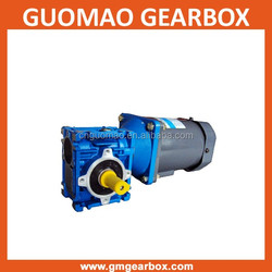 aluminium OEM flange mounting gear speed reducer