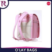 2015 best quality kids body suit japan style school backpack bag PU
