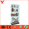 Wholesale display cases lockable and lighted