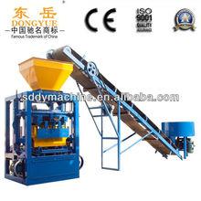 La fabricación de cemento maquinaria qt 40-1 precio de bloque de cemento nuevo tipo de fabricante de bloques