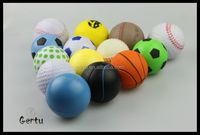 2016 Sedex Audit wholesale promotional pu foam custom stress ball