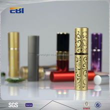 Pretty aluminum branded perfume