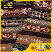 plaid dyed pure cotton printed corduroy fabric for vietnam