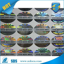 ZO LO factory price and hot selling scratch off sticker, great wall stickers