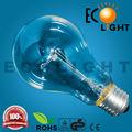 El precio de fábrica! Chinacolor edison bombillas con gran calidad 60w, 75w, 100w, 150w, 200w a19 claro/mate bombilla