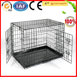 Xiangdi Brand Folding Metal Dog Cage