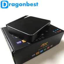 Dragonbest New model amlogic S905 M9 tv box android 5.1 4k 1G 8G up to 2.0GHz ,64bit OTT TV BOX