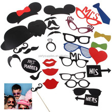 Wedding Decoration Prop Moustache
