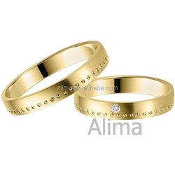 AGR0258# fine low price cost 14ct yellow gold ring