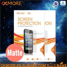 wholesale cell phone accessory matte screen protective film for htc