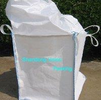 1000kgs Virgin PP Flexible big bag, bulk container liner bag