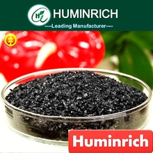 Huminrich Yound Active Leonardite 55%Ha+10%K2O Humic Acid Potassium Salt Factory