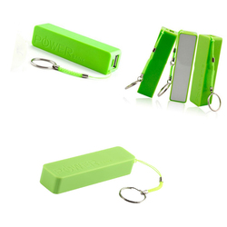 Holifox HLF-S001 New Fashionable And Colourful Cute 2600mAh External Power Bank For Samsung Galaxy S3 Power Bank Case