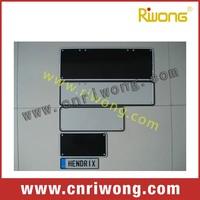 riwong car number plates