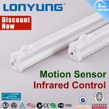 easy to use TUV Germany 3-5m Sensing Distance Ir Sensor Led Tube Light T8